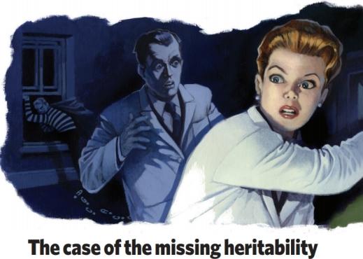 Missing heritability